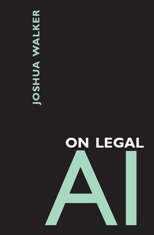 on legal ai cover