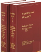 washington practice pattern jury instructions civil